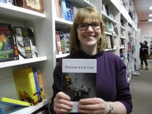 Me in bookstore