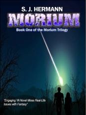 Cover of Morium, Book One of the Morium Trilogy
