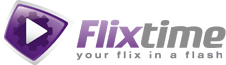 Flixtime logo-on white
