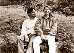 Nicholas and wife