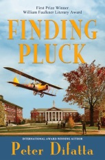 Smaller cover image of Finding Pluck